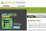 Google Getting Strict With Android Market, Pulls VoiceMail App For In-App Payment Issues