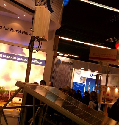 WorldGSM at MWC 2011: Mobile Data for Impoverished, Isolated Villages