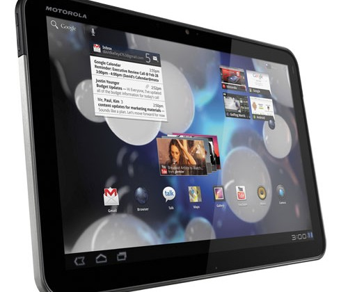 Motorola to launch Xoom in Europe in Q2