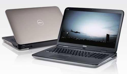 Dell set to ship XPS 17 and XPS 15 laptops with Sandy Bridge on March 16
