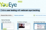 YouEye: Simple Online Solution For Eye-Tracking, User-Testing