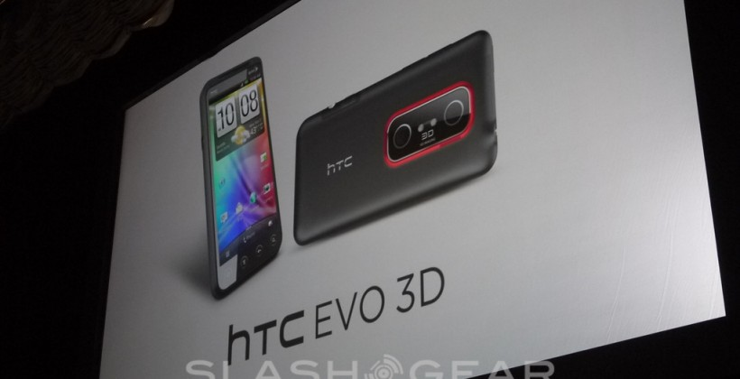 Sprint's New HTC Devices Powered By Snapdragon [CTIA 2011]