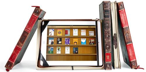 BookBook iPad case supports iPad 2