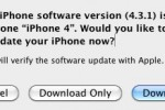 Apple Releases iOS 4.3.1 For Minor Bug Fixes