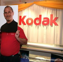 Kodak Seeks $1B In Royalties From Apple, RIM