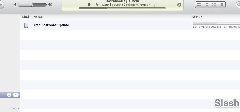 Apple iOS 4.3 Available Now [Download Here]