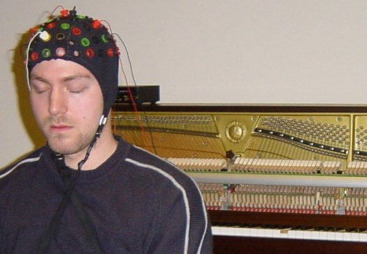 Brain Waves Harnessed To Play Music