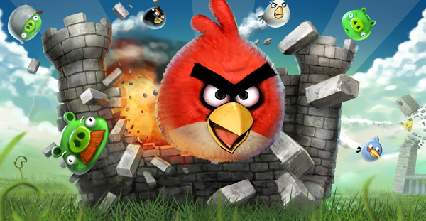 Angry Birds HD Update Angers Fans With New Advertising