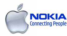 Nokia accuses Apple of further patent theft