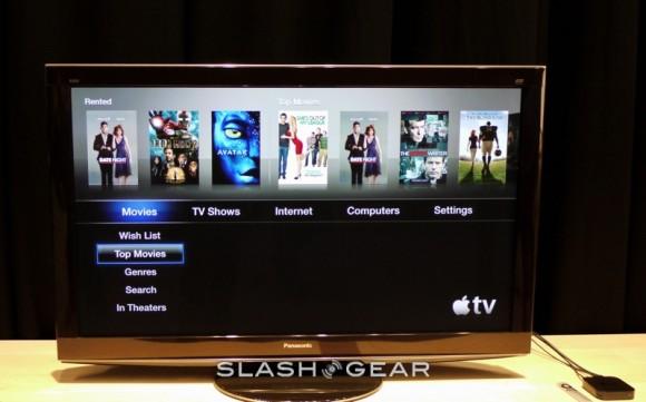 Apple Smart TV prototype in works tip insiders