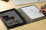 Booqpad Folio For iPad 2 Fuses Tablet With Traditional Notepad