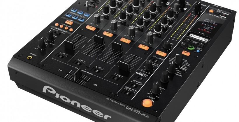Pioneer DJM-900nexus recalled over headphone flaw; availability now April