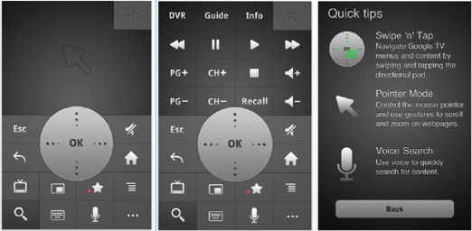 Google TV Remote App Available Now For iOS Devices