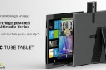 HTC Tube Tablet And Smartphone Concept Design