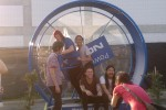 Nokia's Giant Hamster Wheel at SXSW