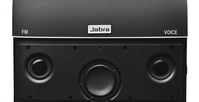 Jabra FREEWAY intelligent triple speakerphone hits US