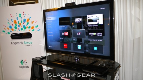 "Logitech manager says Android Market coming to Google TV in ""very short term"""
