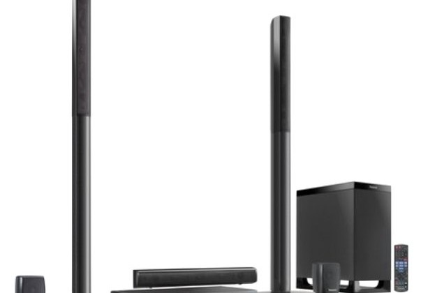 Panasonic 3D speaker bar and Blu-ray 3D home theater kit unveiled
