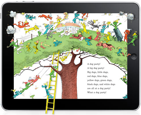 NOOK Kids for iPad Released [12,000 Books for Kids!]