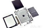 iPad 2 Wifi Teardown ala ifixit