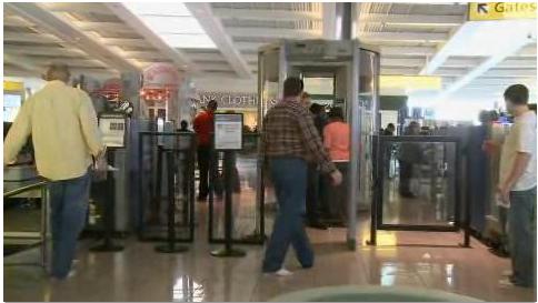 Who's Scanning the TSA Body Scanners?