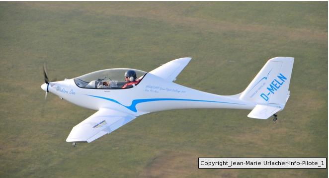 Elektra One Electric Airplane