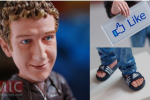 Outlaw Toymakers Lampoon Zuckerberg