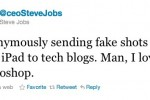 Twitter Temporarily Suspended Fake Steve Jobs Account With 460,000 Followers