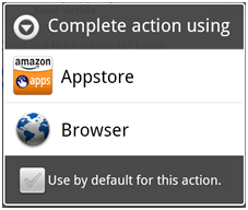 Amazon Appstore cross-platform ambitions confirmed