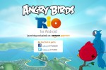 Amazon Appstore wins exclusive on Angry Birds for Android