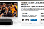 Apple TV Updated With MLB And NBA Live Streaming