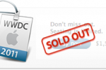 WWDC 2011 tickets sold out