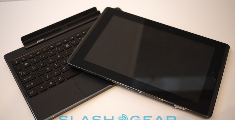 ASUS Eee Pad Transformer official: 16hr battery in Honeycomb iPad 2 rival