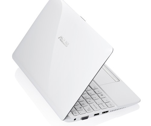 ASUS Eee PC 1015B and 1215B AMD Fusion netbooks official