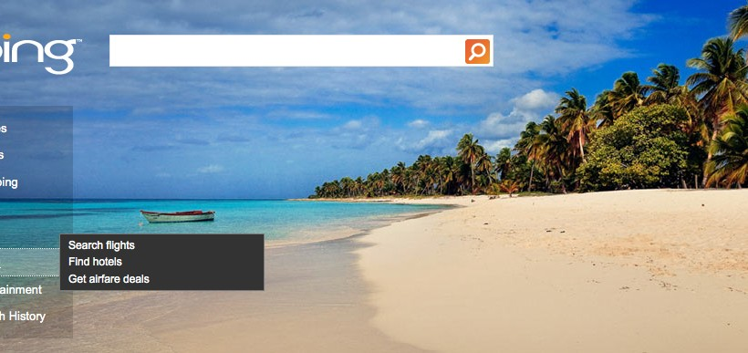 Microsoft Bing Partners With Kayak For Improved Travel Search
