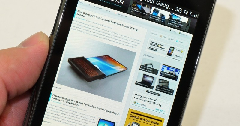 BlackBerry users advised to disable JavaScript after hack hole spotted