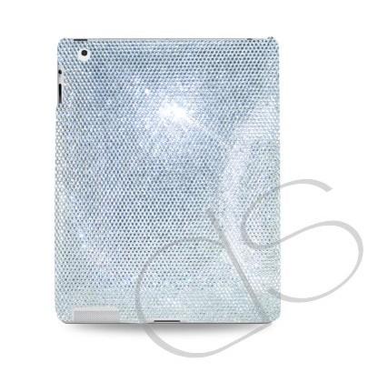 iPad2 Case Encrusted with Swarovski Elements