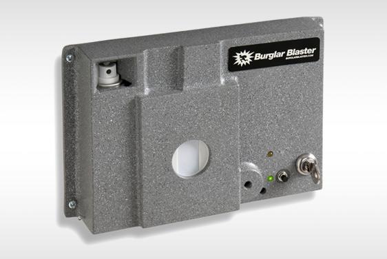 Burglar Blaster: Motion-triggered pepper spray, for when sirens aren't enough [Video]