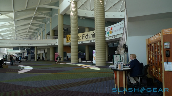 SlashGear at CTIA Wireless 2011