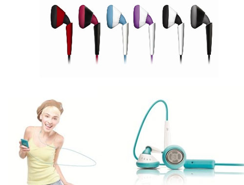 iSkin earTones earphones debut