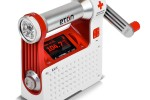 Eton ARCPT300W Safety Hub Features USB Port, Radio
