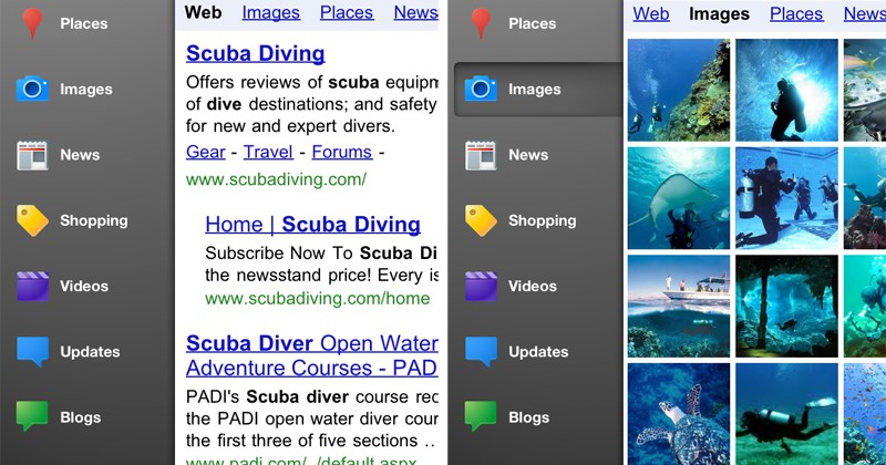 Google Search App Unleashed For iPhone