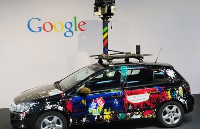 Google fined $142k for French Street View data collection