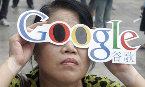 Google claims China is targeting Gmail again