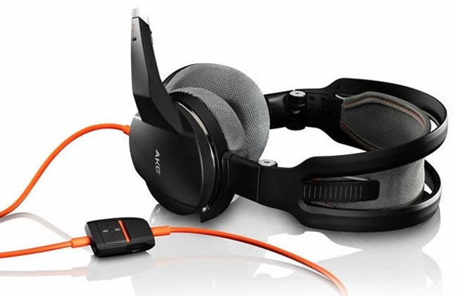 Harman Debuts New Gaming Headset AKG GHS-1