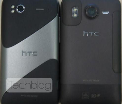 HTC Pyramid caught in wild