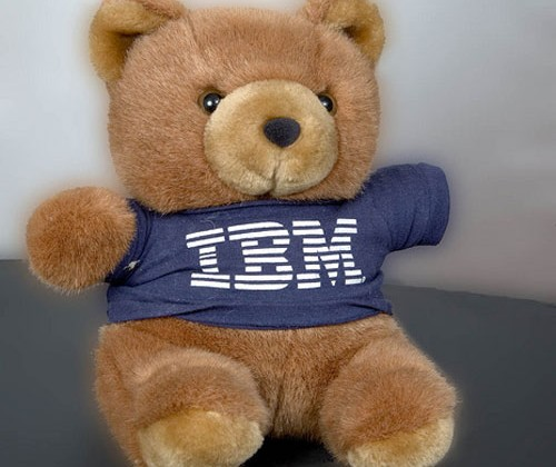 IBM describes child-monitoring bear that keeps them from playing too rough