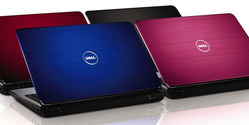 Dell Inspiron R notebooks get interchangeable lids & Sandy Bridge