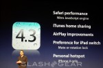 iOS 4.3 due March 11 for iPad, iPhone & iPod touch