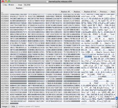 iOS 4.3 firmware lists dual-core iPhone 5 processor